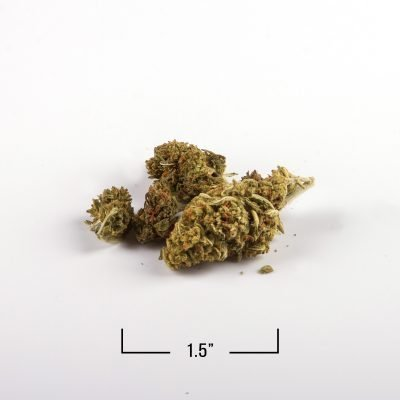 """""""Sour Space Candy"""" CBD flower"""